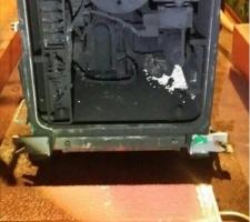 불량 누전차단기에 청테이프만 붙이고 운행시킨 코x일