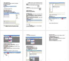지멘스 STEP7 시뮬레이션 사용법 한글 정리