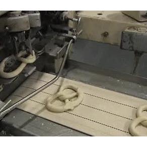 프리첼 쿠키 자동화 기계