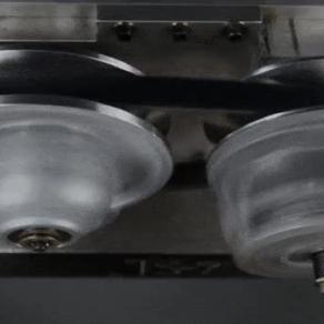 CVT  기어변속 장면.