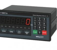 미건에스티 저울 인디게이터 와 XGB PLC와 RS232 사용자정의 통신 자료