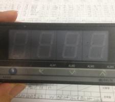 AE500 컨트롤러 소손 발생