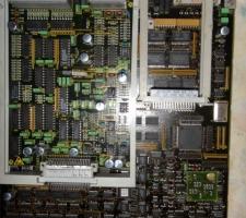지멘스 660 Drive 기판입니다.