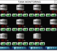 M2I 와 LS PLC 이용한 온도 모니터링 작화 예제 및 PLC 프로그램 자료
