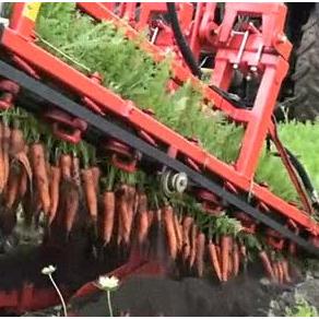 당근 수확기계