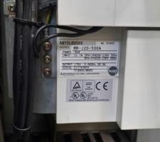 MR-J2S-500A 모터드라이브 ERROR 정비 내용