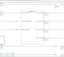 미쓰비시 Melsec GX ST언어 프로그래밍 파일